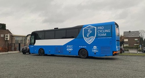 Teambus Chevalmeire Cycling